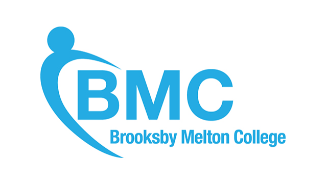 Brooksby College logo