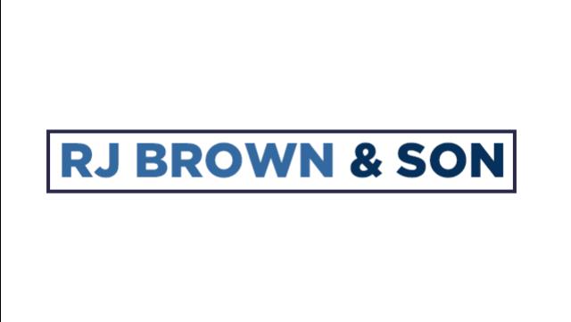 RJ Brown logo