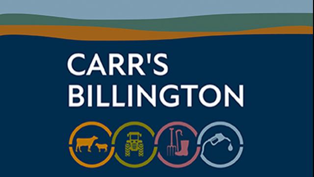Carr's Billington Agriculture (Sales) Ltd logo