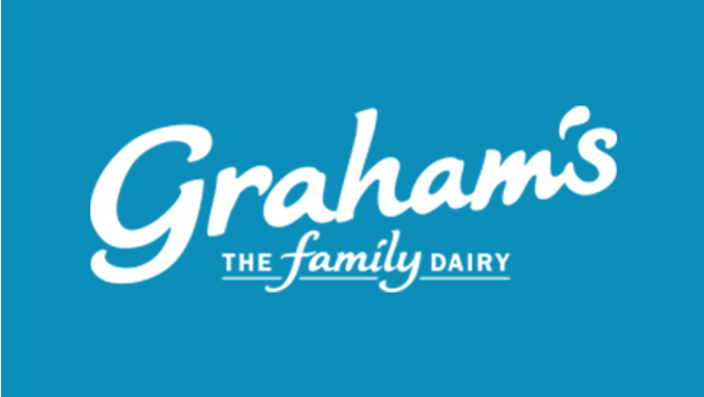 Graham's The Family Dairy logo