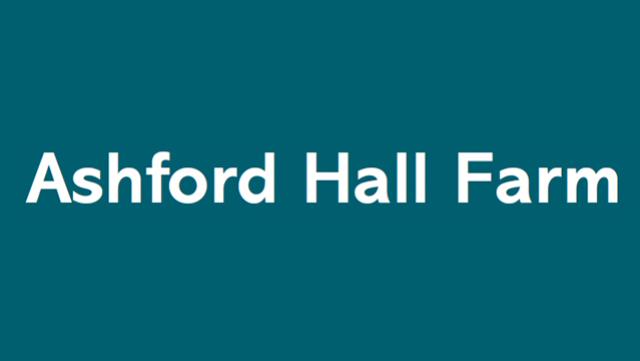 Ashford Hall Farm logo